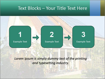 House with garden PowerPoint Templates - Slide 71