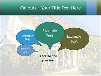 House with garden PowerPoint Templates - Slide 73