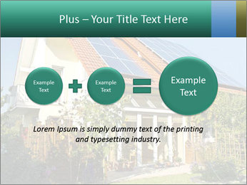 House with garden PowerPoint Template - Slide 75