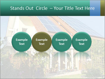 House with garden PowerPoint Template - Slide 76