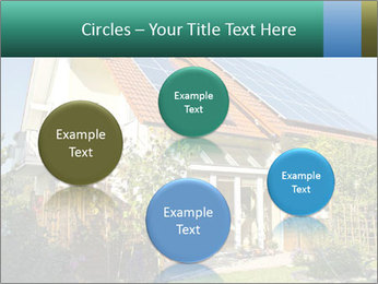 House with garden PowerPoint Templates - Slide 77