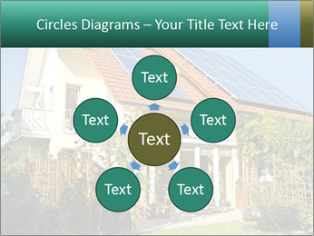 House with garden PowerPoint Templates - Slide 78