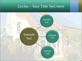 House with garden PowerPoint Templates - Slide 79