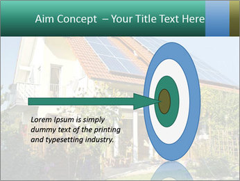 House with garden PowerPoint Templates - Slide 83