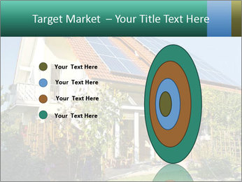 House with garden PowerPoint Templates - Slide 84