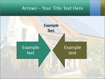 House with garden PowerPoint Templates - Slide 90
