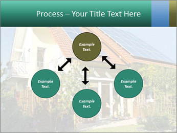 House with garden PowerPoint Template - Slide 91
