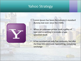 Financial District of London PowerPoint Template - Slide 11