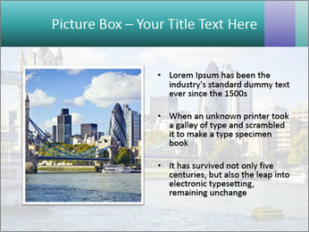 Financial District of London PowerPoint Template - Slide 13