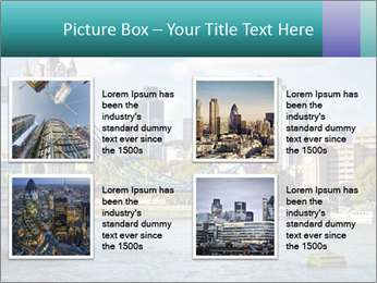 Financial District of London PowerPoint Template - Slide 14