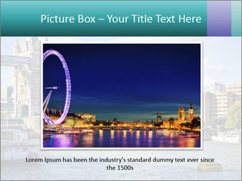 Financial District of London PowerPoint Template - Slide 16
