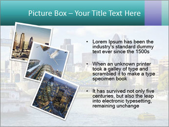 Financial District of London PowerPoint Template - Slide 17