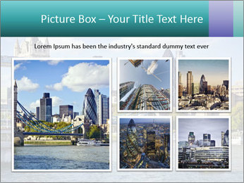 Financial District of London PowerPoint Template - Slide 19