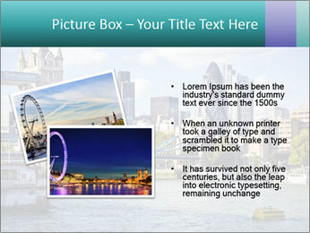 Financial District of London PowerPoint Template - Slide 20