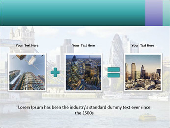 Financial District of London PowerPoint Template - Slide 22