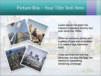 Financial District of London PowerPoint Template - Slide 23