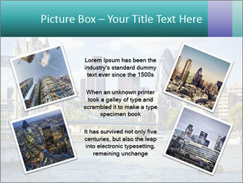 Financial District of London PowerPoint Template - Slide 24