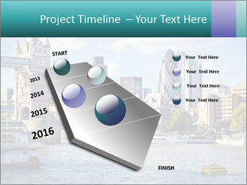 Financial District of London PowerPoint Template - Slide 26