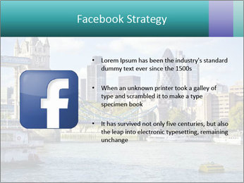 Financial District of London PowerPoint Template - Slide 6