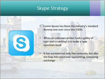 Financial District of London PowerPoint Template - Slide 8