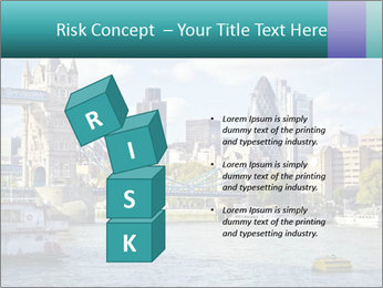 Financial District of London PowerPoint Template - Slide 81