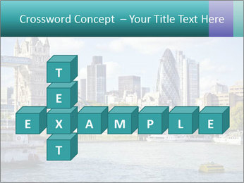 Financial District of London PowerPoint Template - Slide 82