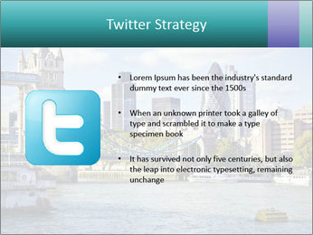 Financial District of London PowerPoint Template - Slide 9