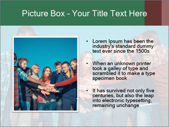 Happy College Students PowerPoint Templates - Slide 13