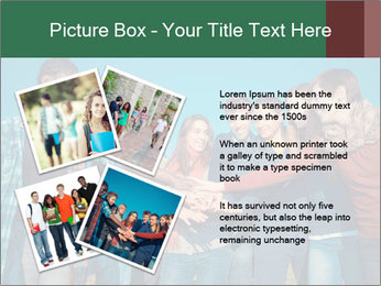 Happy College Students PowerPoint Templates - Slide 23