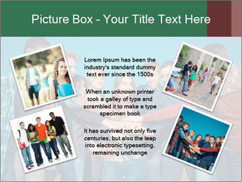 Happy College Students PowerPoint Templates - Slide 24