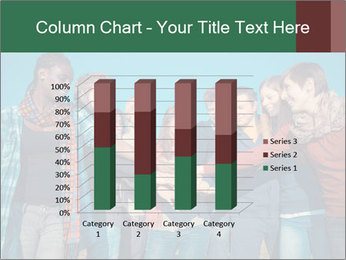 Happy College Students PowerPoint Templates - Slide 50