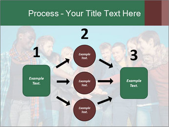 Happy College Students PowerPoint Templates - Slide 92