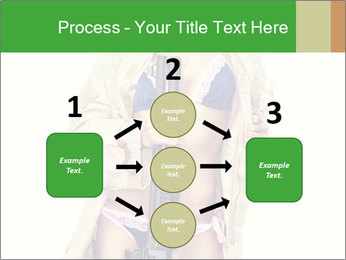 Sexy blond PowerPoint Template - Slide 92
