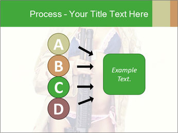 Sexy blond PowerPoint Template - Slide 94