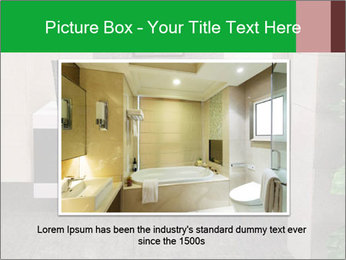 Modern bathroom PowerPoint Templates - Slide 15