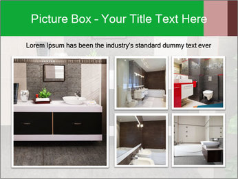 Modern bathroom PowerPoint Templates - Slide 19