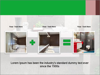 Modern bathroom PowerPoint Templates - Slide 22
