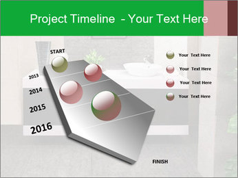 Modern bathroom PowerPoint Templates - Slide 26