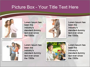 A man dating PowerPoint Template - Slide 14