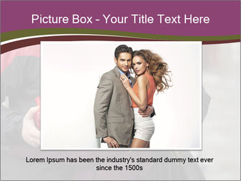 A man dating PowerPoint Template - Slide 15