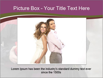 A man dating PowerPoint Template - Slide 16