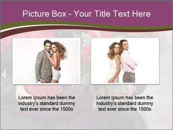 A man dating PowerPoint Template - Slide 18