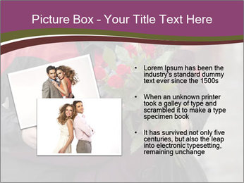 A man dating PowerPoint Template - Slide 20