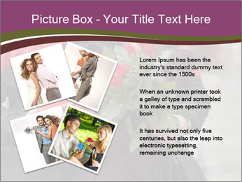 A man dating PowerPoint Template - Slide 23