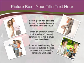 A man dating PowerPoint Template - Slide 24