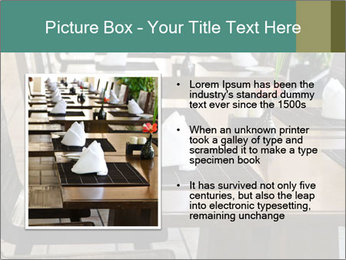Set up table PowerPoint Template - Slide 13