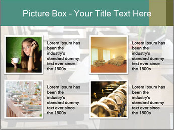 Set up table PowerPoint Template - Slide 14