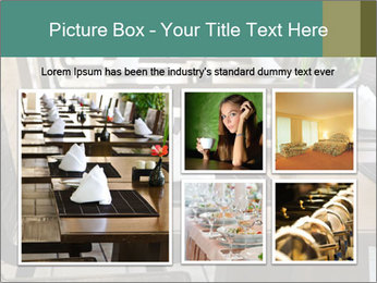 Set up table PowerPoint Template - Slide 19