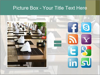 Set up table PowerPoint Template - Slide 21
