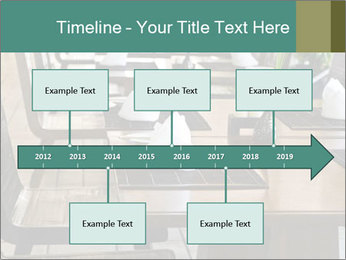 Set up table PowerPoint Template - Slide 28